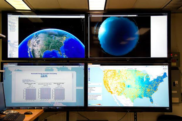 Intelligent Automation in Solar Forecast